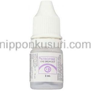 硫酸 塩 アトロピン